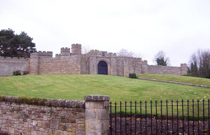 Jedburgh Castle and Jail Museum